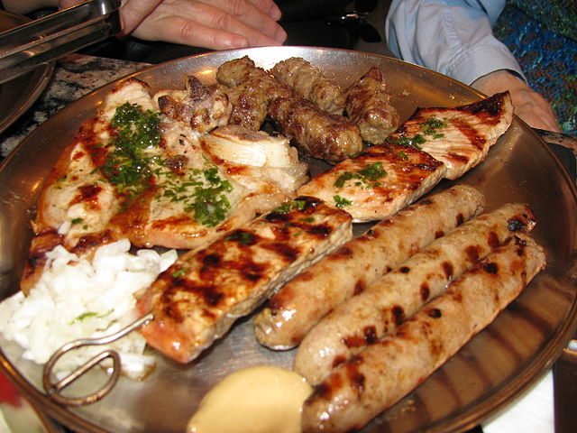 What to Eat and Drink in Bosnia